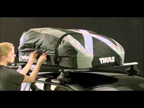 portaequipaje thule ranger 90 youtube. Black Bedroom Furniture Sets. Home Design Ideas
