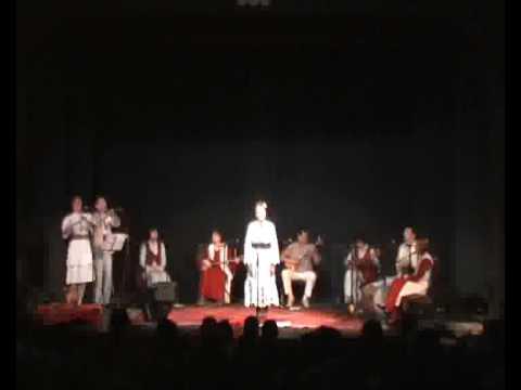 Danica Krstic and Tradicional group ,,Izvor,,-Gusta mi magla,Tradicional  Kosovo song