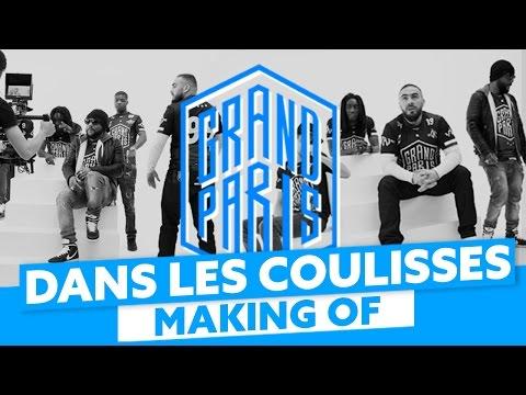 Grand Paris making of avec Médine, Lino, Sofiane, Youssoupha, Ninho, Lartiste, Seth Gueko et Alivor
