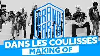 Grand Paris making of avec Médine, Lino, Sofiane, Youssoupha, Ninho, Lartiste, Seth Gueko et Alivor