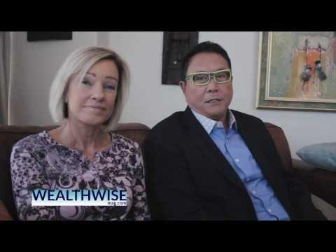 Kim and Robert Kiyosaki interview (Part 1 - Intro)