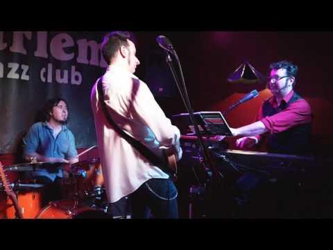 2017 MIGUEL TALAVERA POWER TRIO en Harlem Jazz Club (Barcelona) 05