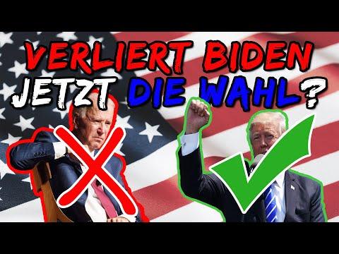 Verliert Biden jetzt die Wahl? Update/Livestream