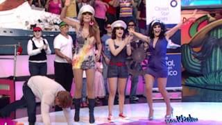 Cecilia Galliano Laura G Alma Cero Culos Minifaldas Baile Botecito Hd