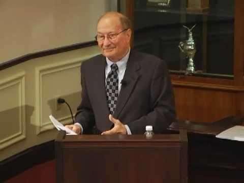 Atty. Stephen Sheller presents the Ross Memorial Lecture at Temple Univ. School of Law