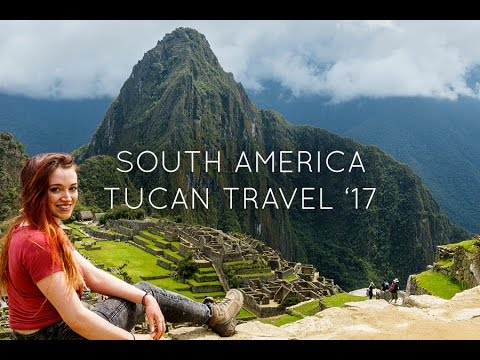 Tucan Travel South America Express Tour – Peru, Bolivia, Chile, Argentina & Brazil