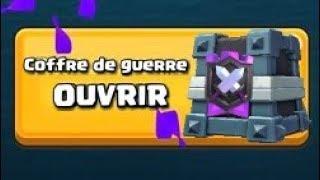 Clash Royale - ON OUVRE LE MEILLEUR COFFRE !!