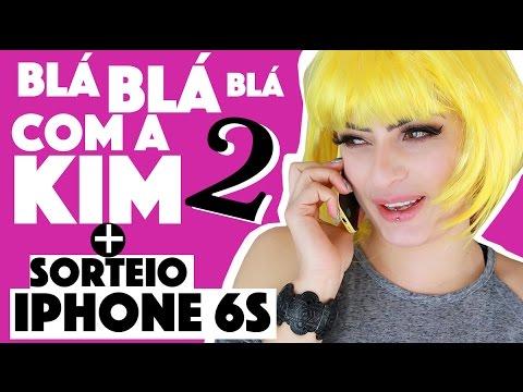 LIVE + SORTEIO DO IPHONE 6S - RESULTADO NO SNAPCHAT: KIMROSACUCA