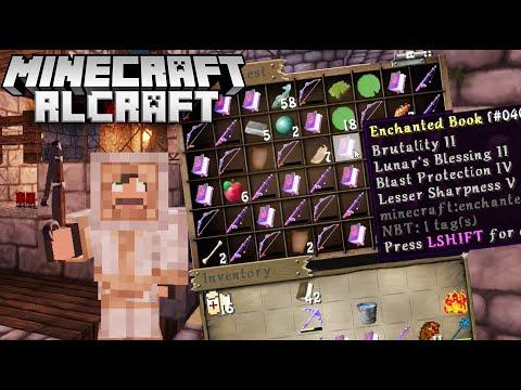THE AFK FISH FARM WORKS!! | Minecraft: RL Craft Modpack #13