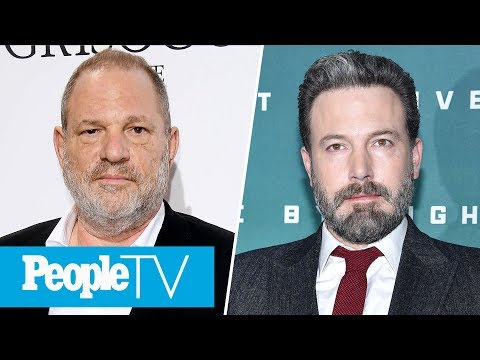Harvey Weinstein Speaks Out, John Mulaney's Wife Claims Ben Affleck Groped Her | PeopleTV