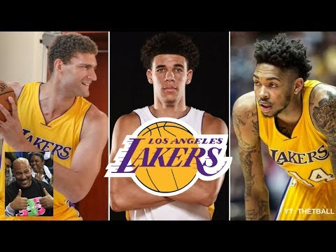 Previewing the Los Angeles Lakers 2017-18 NBA Season // Predictions! - Lonzo Ball ROY!?