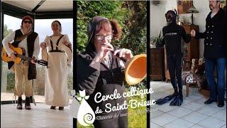 """Laridé """"Punk"""" du Confinement - Cercle Celtique de Saint-Brieuc - 03 avril 2020"""