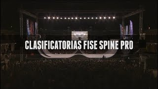 MUTANTY BIKE CO - CLASIFICATORIAS FISE MONTPELLIER SPINE PRO 2018