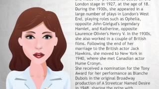 Jessica Tandy - Wiki Videos