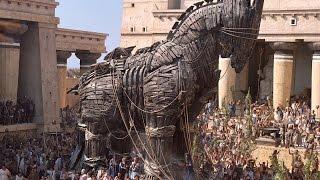 Троянская война Открытия древности