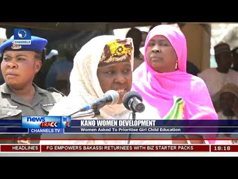 Kano State Government Empowers 100 Women