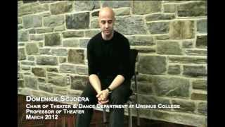 """It Gets Better"": Domenick Scudera at Ursinus College"
