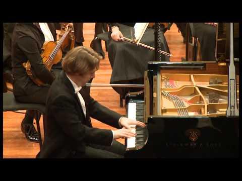 F. Liszt - Fantasie über Ungarische Volksmelodien - Wouter Bergenhuizen