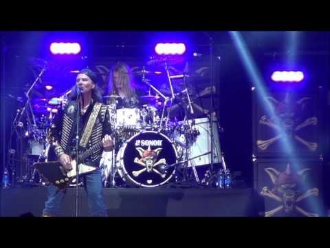 Running Wild - Riding The Storm Live @ Sweden Rock Festival 2017 mp3