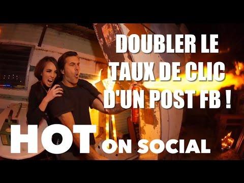 Comment doubler le taux de clic d 39 un post facebook youtube - Comment doubler un rideau ...
