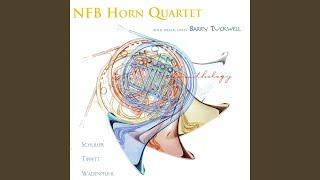 Sonata for Four Horns: I. Allegro molto moderato