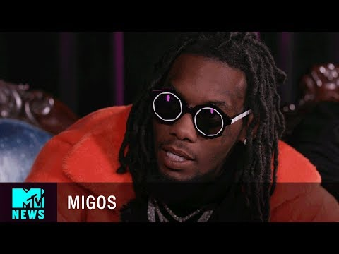 Offset of Migos Turned Gucci Mane's Bachelor Party Into the 'Met Gala' Music Video | MTV News