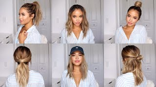 cute and easy hairstyle ideas for school maria bethany