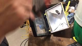 halogen repair part 1