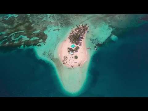 Amazing drone footage of the San Blas Islands