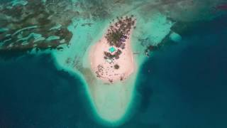 Amazing drone footage of the San Blas Islands
