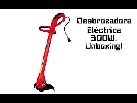 Desbrozadora cortadora de c sped el ctrica de 300w - Cortadoras de cesped electricas ...
