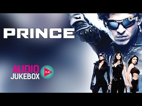 Prince Jukebox - Full Album Songs | Vivek Oberoi, Aruna Shie