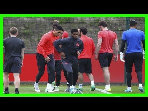 Jose mourinho names the man united star who was 'phenomenal' against southampton   football