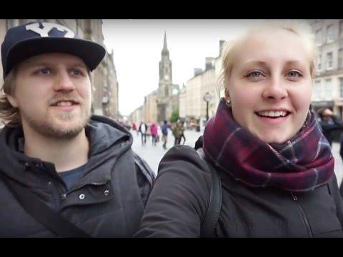 Calton Hill, Shopping & Ghost Tour in Edinburgh