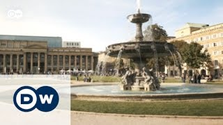 Städtetrip nach Stuttgart   Euromaxx
