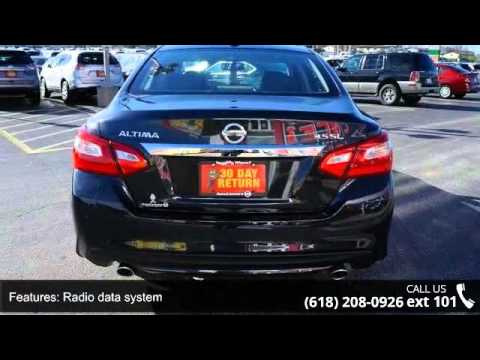 2016 nissan altima 3 5 sl autocenters nissan wood river. Black Bedroom Furniture Sets. Home Design Ideas