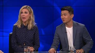 Ronny Chieng & Desi Lydic Spill on the Presidential Twitter Library
