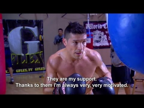 HBO Boxing: Sergio Martinez  Ring Life