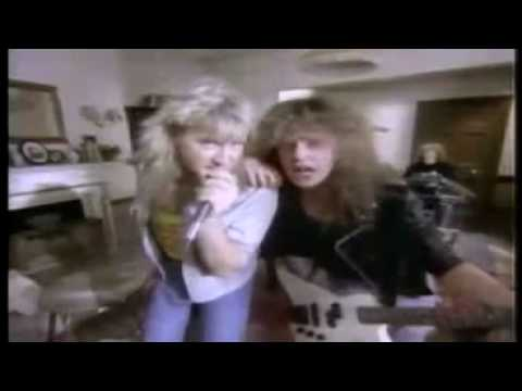 Def Leppard - Pour Some Sugar on Me UK Music Video