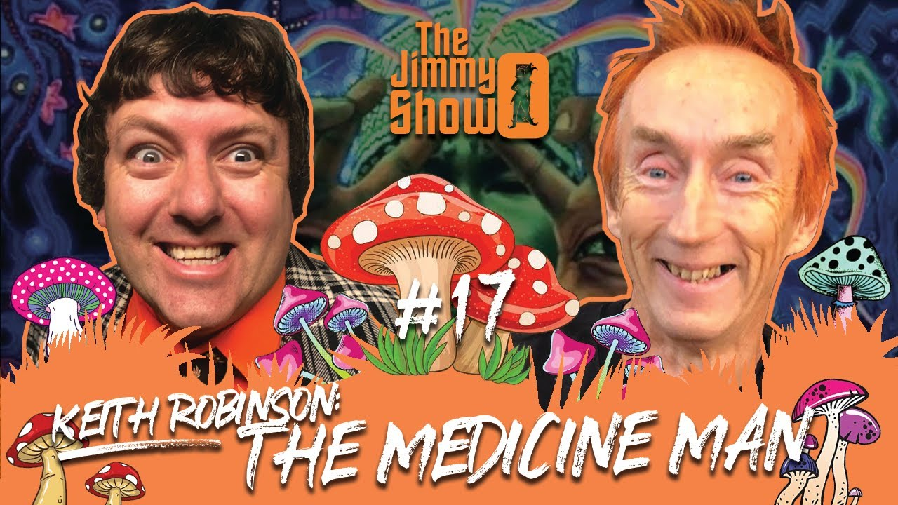 Keith Robinson - The Medicine Man : The Jimmy O Show #17