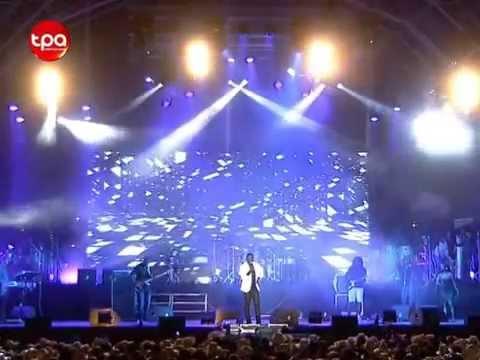 Matias Damàsio (live) Festival sons do Atlântico em Luanda