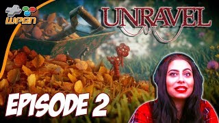 UNRAVEL - Play Through and Collectible Search Continues - Episode 2