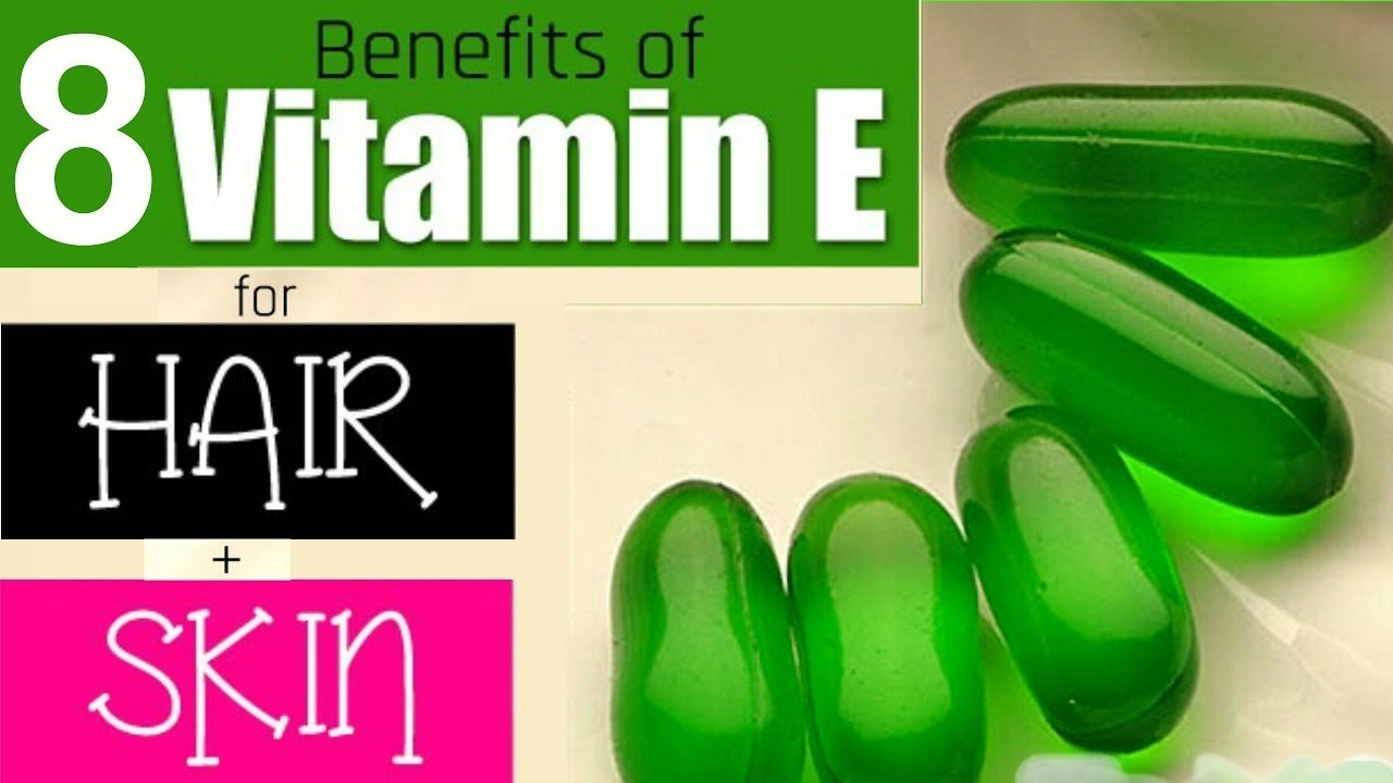 Why is vitamin e good for skin