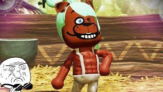 BUFF FREDDY... BUFF FREDDY!!! - FNAF BUT IT'S MIITOPIA PART 5