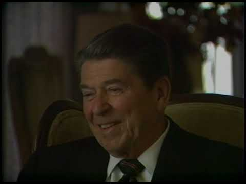 President Reagan's Interview with Lou Cannon of The Washington ...