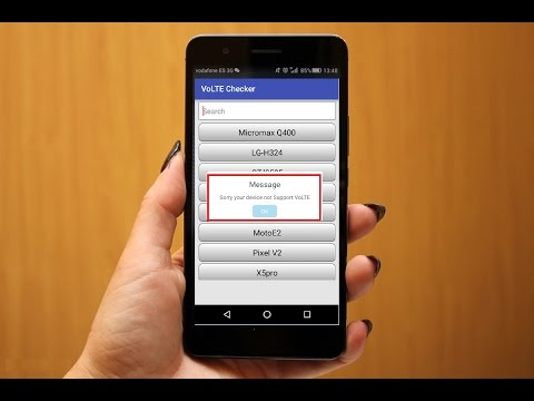 How To Check Your Phone Supports VoLTE (4G) & List Of (4G)VoLTE  Supports Phone
