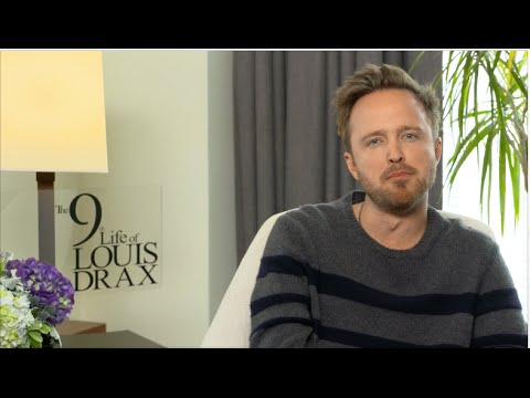 Aaron Paul Interview for The 9th Life Of Louis Drax | Extra Butter