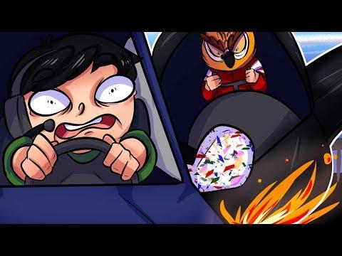 GTA 5 Online Transform Races | Vanoss C**kblock! (Funny Moments)