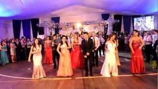 Academia de Danças Prof. Leila Nervis Coreografia Formatura Administração Fabe/Marau