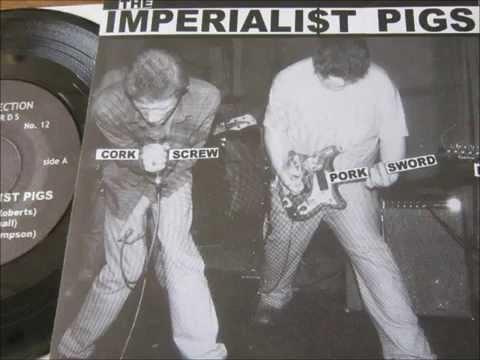 The Imperialist Pigs - Cherub Face